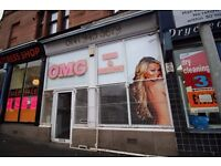 Retail shop to Rent - Maryhill Road, Glasgow