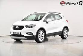 Vauxhall Mokka X ACTIVE S/S (white) 2017-03-31