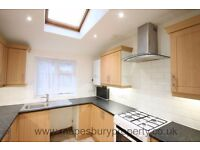 New Garden Flat in Kensal Green NW10 - Seconds to Bakerloo/Overground - 2 Bedrooms/Wooden Floors