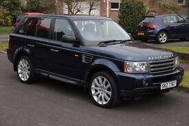 Range Rover Sport - 12 Months MOT