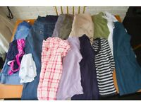 Maternity Clothes size 8, 10, 12, S, M, L
