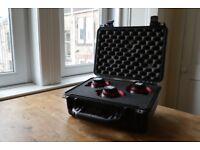 Canon Cine Lens kit