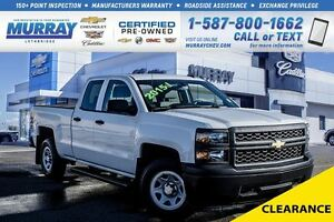2015 Chevrolet Silverado 1500 **Loaded!  Remote Start!**
