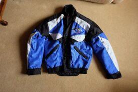 "RSR Performance Wear Motorcycle Jacket 38"" (36-38)"