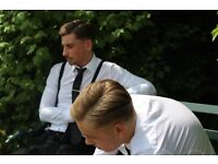 Free mens haircuts by some of London's top barbers!