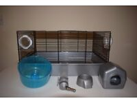 Hi, I would like to sell Hamster Wire cage, two years used. Pets at Home sell for