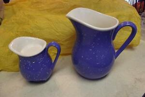 HALLMARK PITCHER AND SCENT BURNER Edmonton Edmonton Area image 1