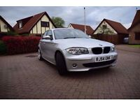 Perfect Condition BMW 1-SERIES 120d 2004 Automatic