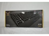 Gaming Keyboard Corsair K95 White