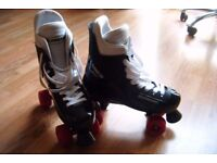 Supreme Turbo 33 Roller Skates and Accessories UK 10 (Adults)