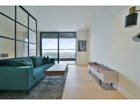 BRAND NEW Studio Apartment in Wardian,£1725PCM Excluding Bills, 42nd Floor, South Quay E14 - SA