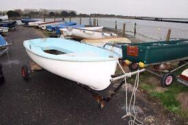 Tender/Sailing dinghy
