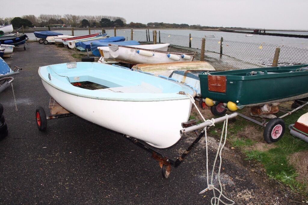 Tender/Sailing dinghy