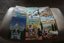 6 Vintage Ladybird Flight All 6 Books, 3 with Dust Covers VGC Series 587