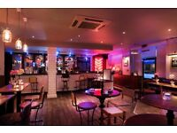 Assistant manager/cocktail-bartenders/barbacks required for Simmons bar-london