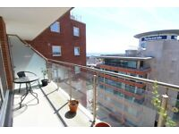 Luxury 2 Bedroom Flat in Bournemouth Town Centre *Balcony with sea views!!*