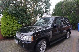 Land Rover Range Rover 4.2 V8 Supercharged Vogue SE 5dr - 12 Months MOT
