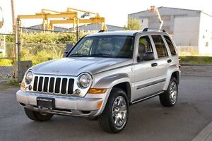 2005 Jeep Liberty Limited Edition Coquitlam Location - 604-298-6