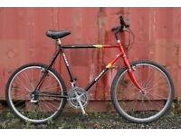 Retro Giant Stonebreaker Bicycle 22 Inch Fully Serviced