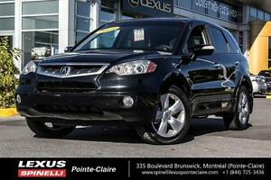2009 Acura RDX PREMIUM LEATHER, ROOF, MAGS