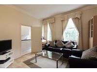 EARL'S COURT. DELIGHTFUL 2 BEDROOM FLAT WITH PANORAMIC VIEWS OF PHILBEACH GARDENS. CLOSE TO TUBE