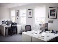 6 desks available now from £1500.00 per month