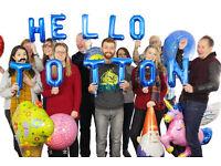 Balloonologist - Warehouse
