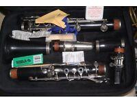 Boosey & Hawkes Emperor clarinet