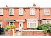 4 BEDROOM HOUSE WITH OPEN PLAN LOUNGE - BOW/MILE END E3 - GARDEN