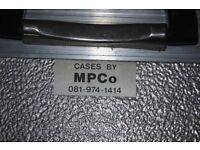Aluminium Hardware Flight Case by MPC - 28.1/2 in Long x 16.1/2 in Wide x 11.1/2 in Deep
