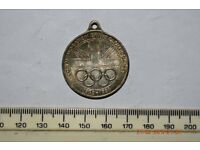 OLYMPIC GAMES COMMEMORATIVE MEDAL