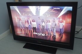 "Sony Bravia 32"" HD Ready LCD TV"