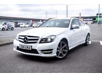 Mercedes-Benz C Class C220 CDI AMG Sport 2dr Coupe NEW LOWERED PRICE