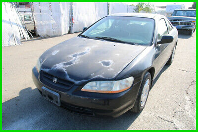 2000 Honda Accord 3.0 LX 2000 Honda Accord LX Coupe Automatic 6 Cylinder NO RESERVE