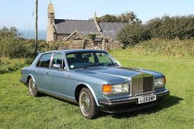 Rolls Royce Silver Spirit III - An exceptional car, not to be missed