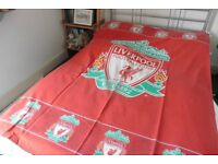 Liverpool Football Club Bedcover