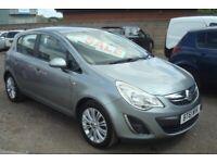 Vauxhall, CORSA, SE Hatchback, 2012, Manual, 1229 (cc), 5 doors 12months MOT S\H Excellent Condition