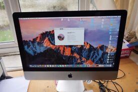"iMac 21.5"" Late 2013"