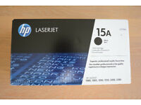 HP LaserJet C7115A Toner Cartridge, brand new in box, will ship