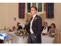 Wedding Master of Ceremonies & Toastmaster