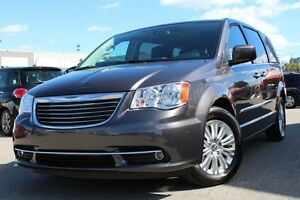 2015 Chrysler Town & Country LIMITED*CUIR/TOIT/NAV/2DVD/STOW&GO
