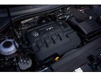 VW TIGUAN MK2 FACELIFT 2.0 TDI DIESEL COMPLETE ENGINE DFG DFGA 3K 2016 - 2017