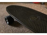 "CRUISER PENNY BLACKOUT COMPLETE SKATEBOARD - 22"" - WITH CARRY CASE"