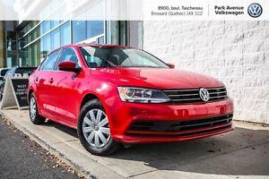 2017 Volkswagen Jetta 1.4 TSI PROMO 251.06$/mois location Trendl