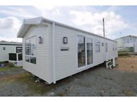 Stunning caravan for sale right by the beach. Talybont, North Wales! Includes 2018 site fees!