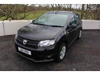 13 DACIA SANDERO 1.2 16V AMBIENCE 5DR ++ FULL YEARS MOT & ONLY INS GP 3 ++