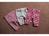 Baby girl bundle – Size up to three Months/0 – 3 Months