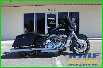 2013 Harley-Davidson Street Glide  2013 Harley-Davidson FLHX Street Glide Used - EASY FINANCING