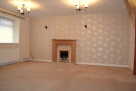 3 bed semi-detached house with garage, available for long term rental. £650pcm