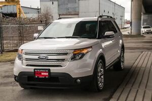 2013 Ford Explorer Limited Loaded, Navigation- Coquitlam Locatio